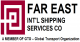 شركة الشرق الاقصى لخدمات الشحن Fareast Shipping Services